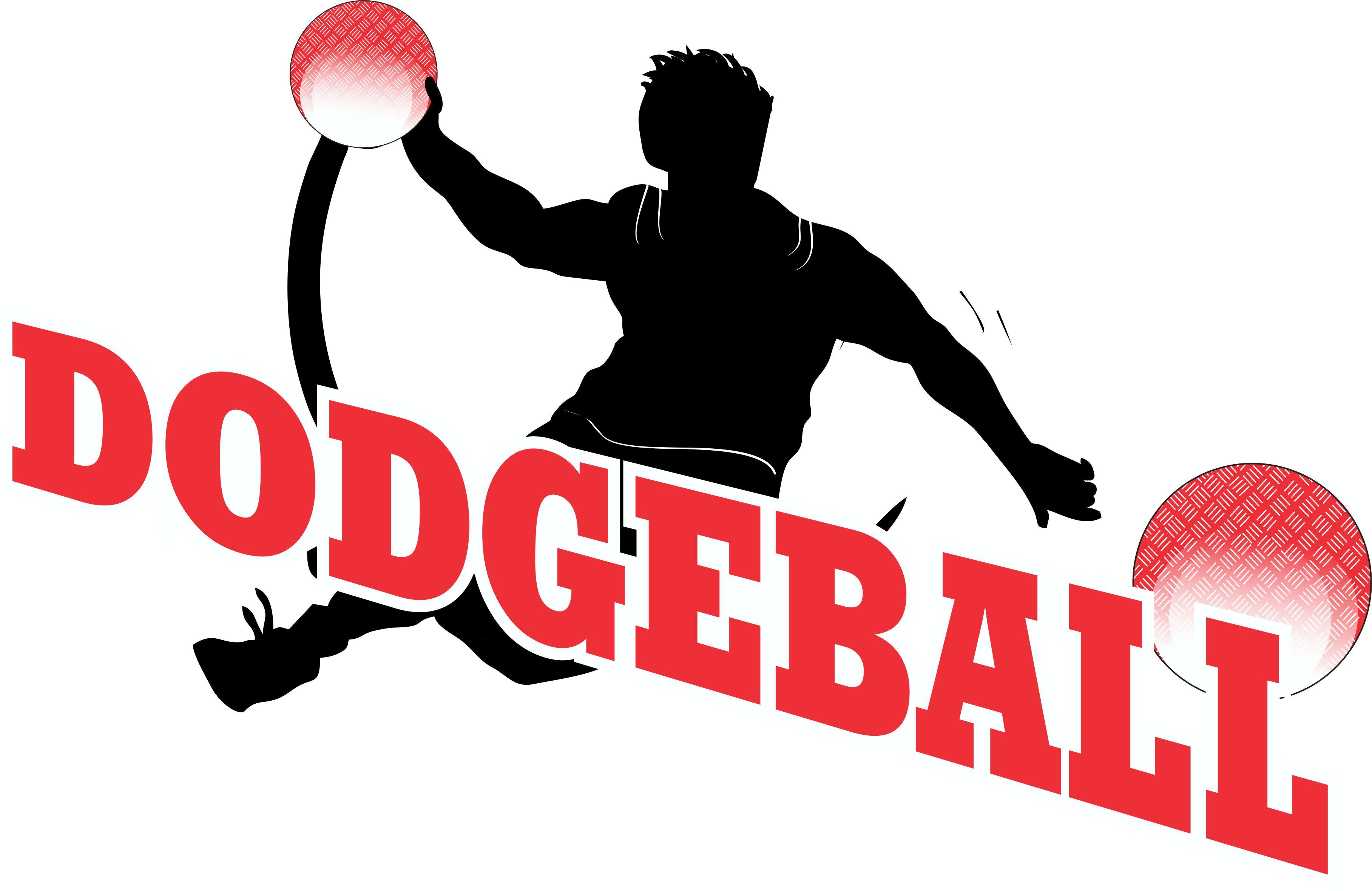Dodgeball Court Clipart.
