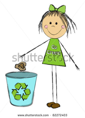 Showing post & media for Cartoon throwing away trash.