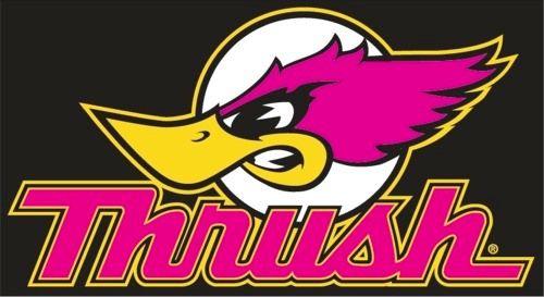 Thrush Logo.