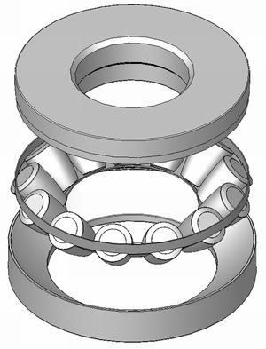 Thrust bearing.