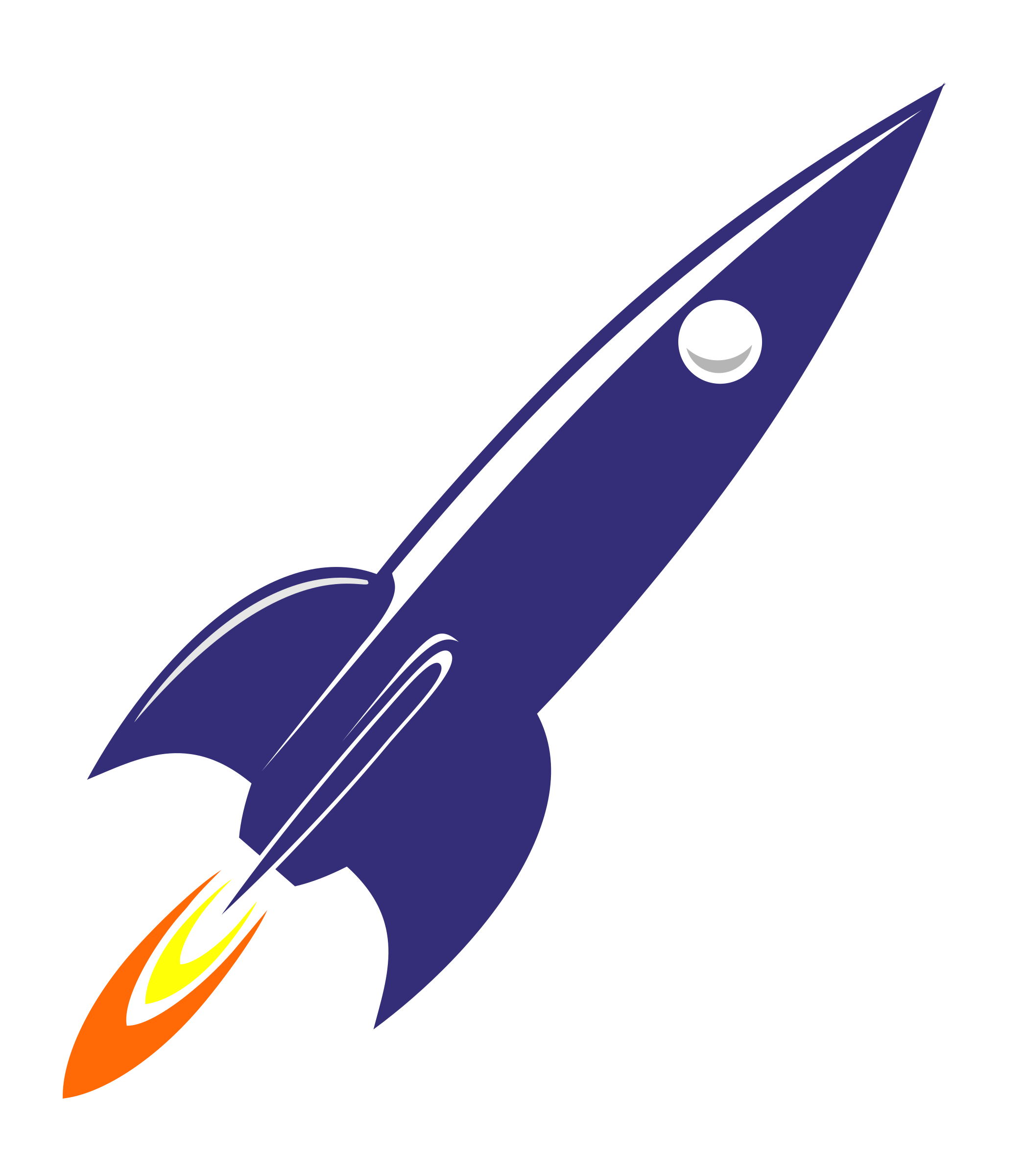 Thrust force clipart images.