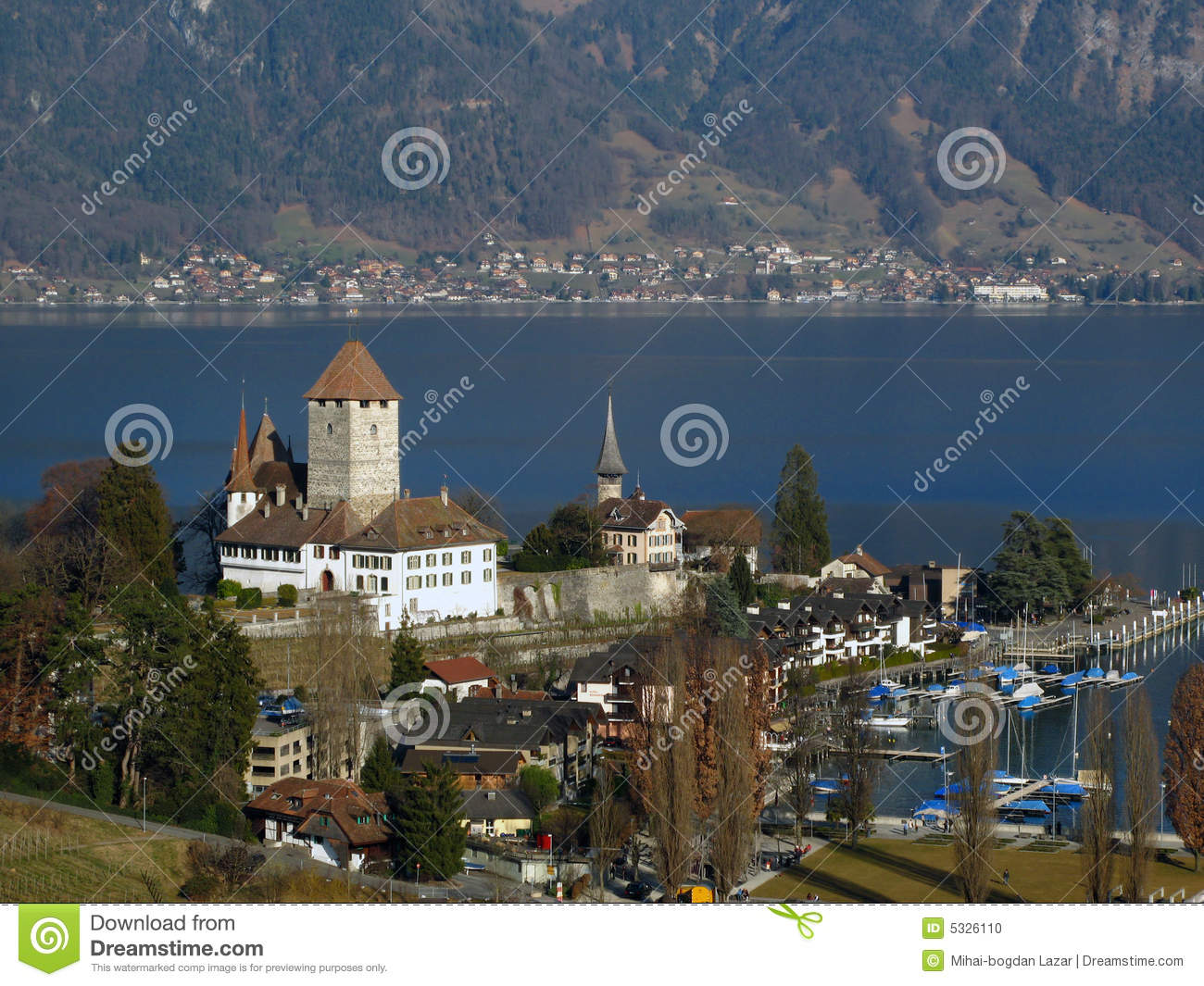 Thunersee Stock Photos, Images, & Pictures.