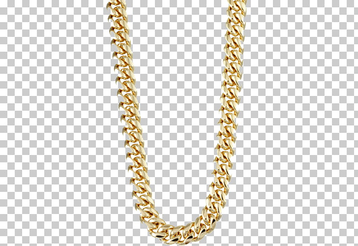 File formats , Thug Life Gold Chain Transparent Background.