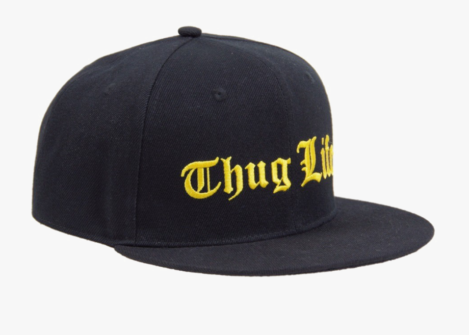 Thug Hat Png.