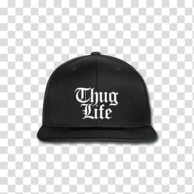 Thug life transparent background PNG clipart.