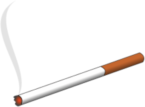 HD Thug Life Clipart Cigarette.