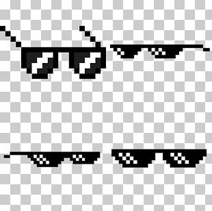 Thug Life Glasses PNG Images, Thug Life Glasses Clipart Free.