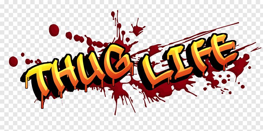 Thug Life logo, Fortnite Battle Royale Thug Life Video game.
