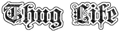 Thug Life Logo Designer.