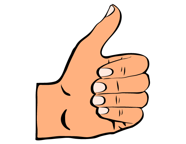 Thumbs Up Thumbs Down Clipart.