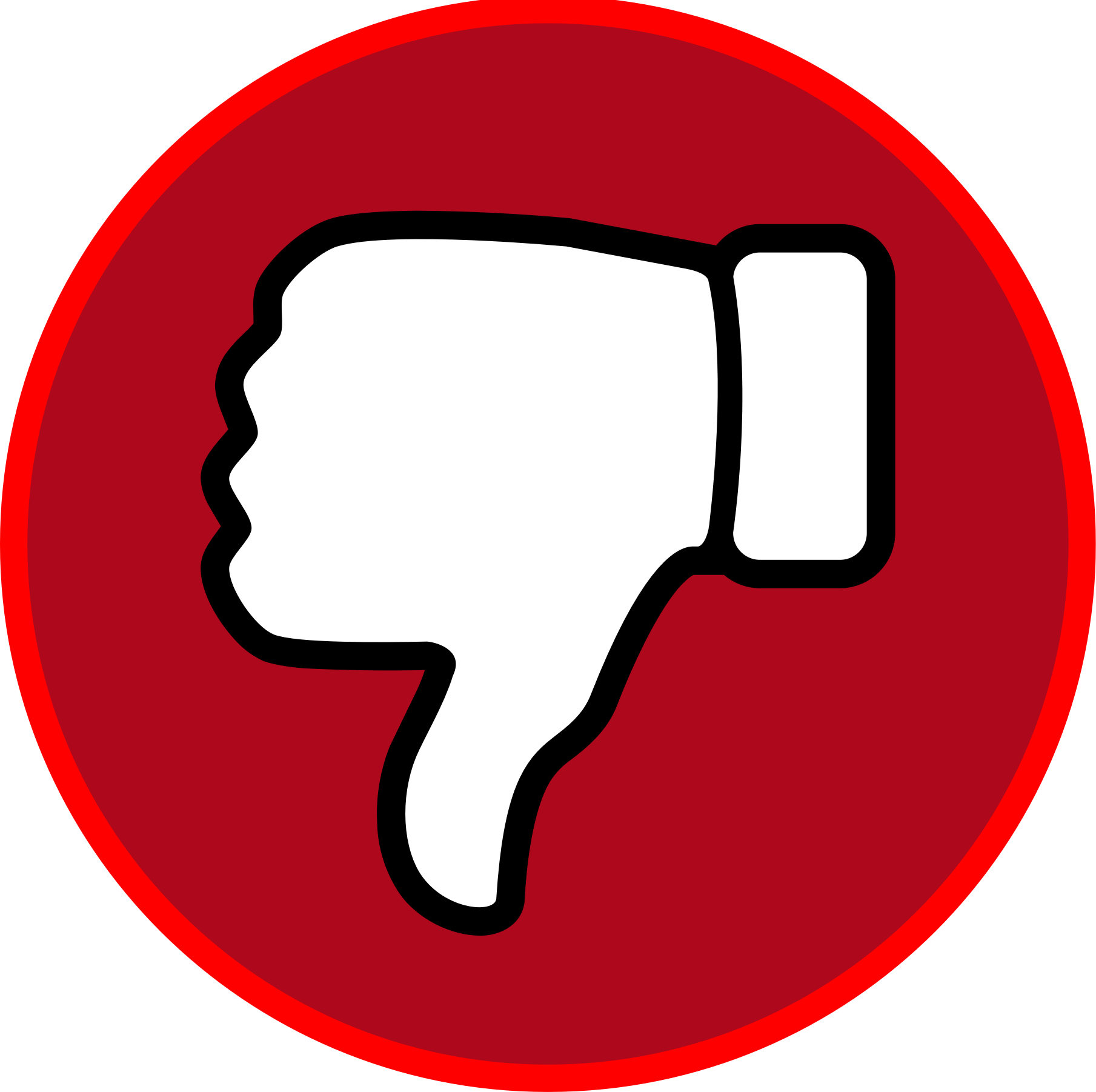 PNG Thumbs Down Transparent Thumbs Down.PNG Images..