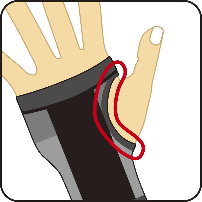 Vantelin Kowa Support Wrist Support Kowa.