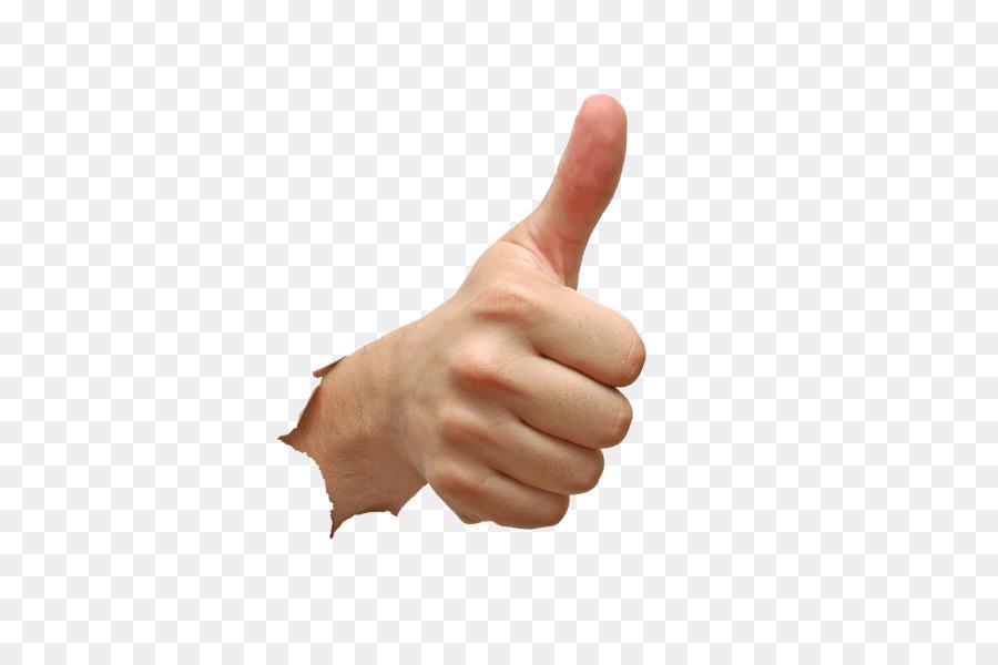 Thumb Hand model.