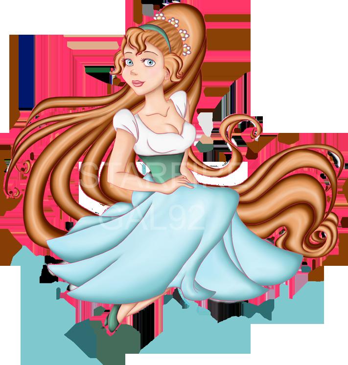 Thumbelina by starfiregal92.deviantart.com on @deviantART.
