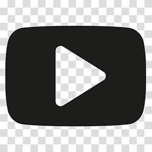 Grey YouTube icon, YouTube Play Button Computer Icons.