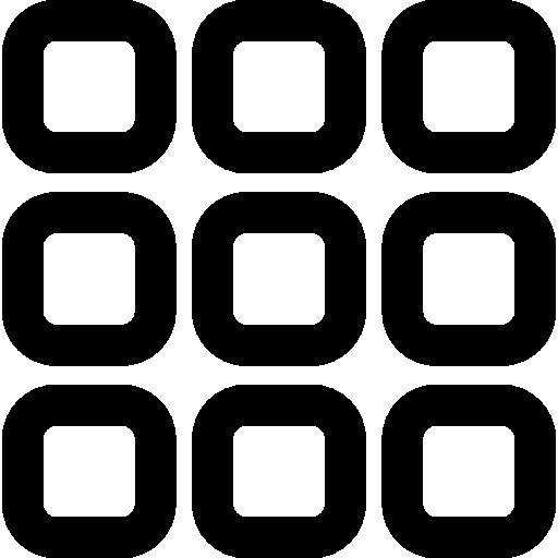 Nine thumbnail squares button.