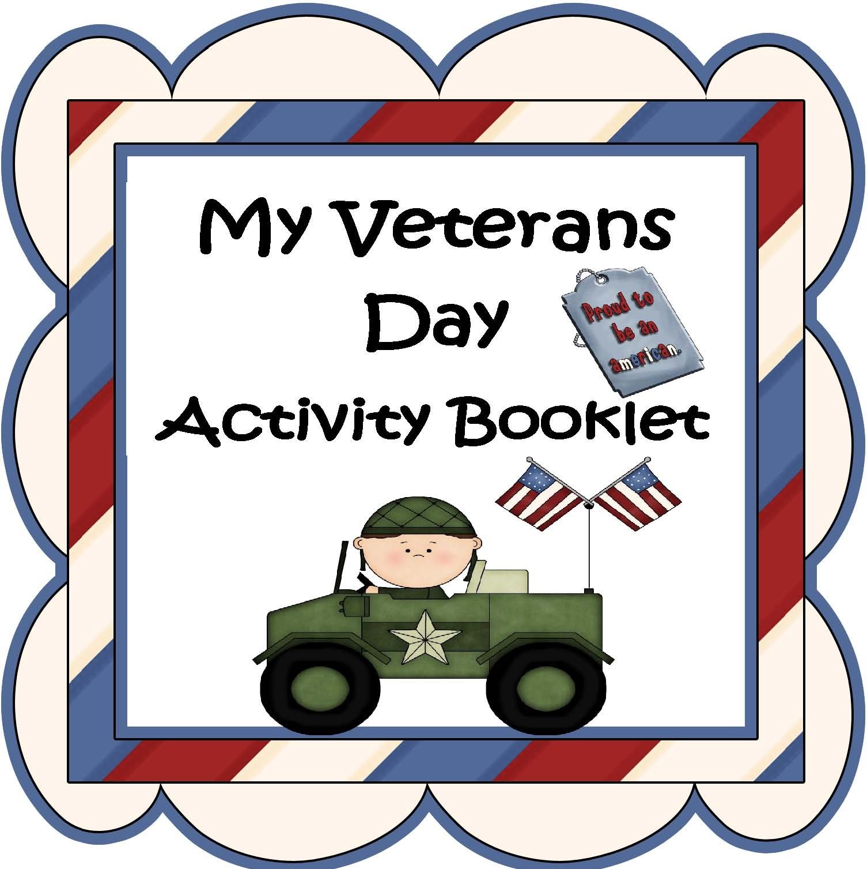 Veterans Day Clipart Thumbnails.