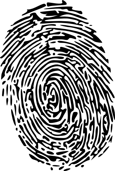 Thumbprint Clip Art at Clker.com.
