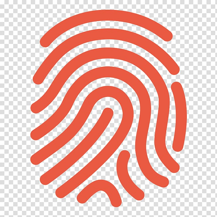 Fingerprint Computer Icons Touch ID, branding transparent.