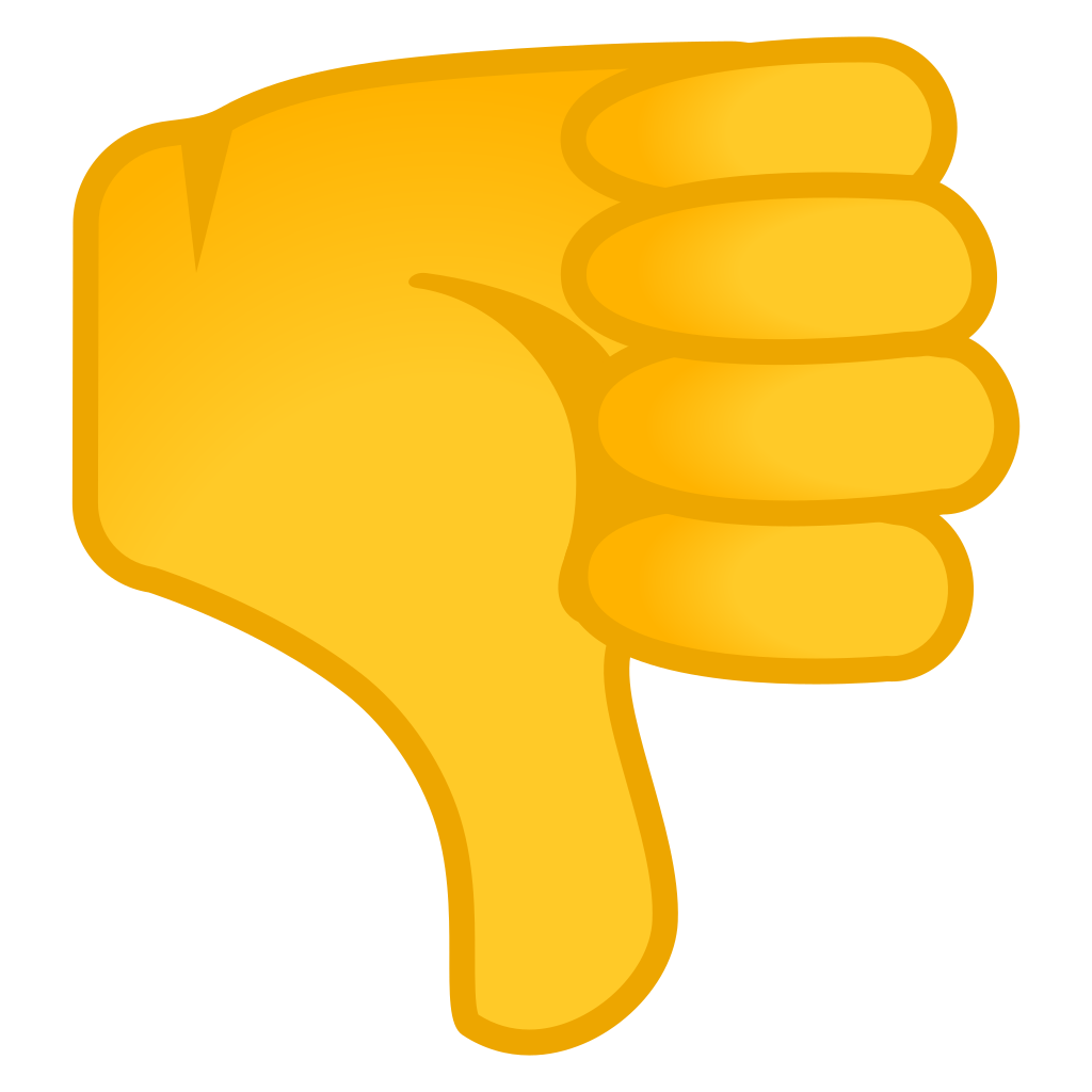 Thumbs Down Png (+).