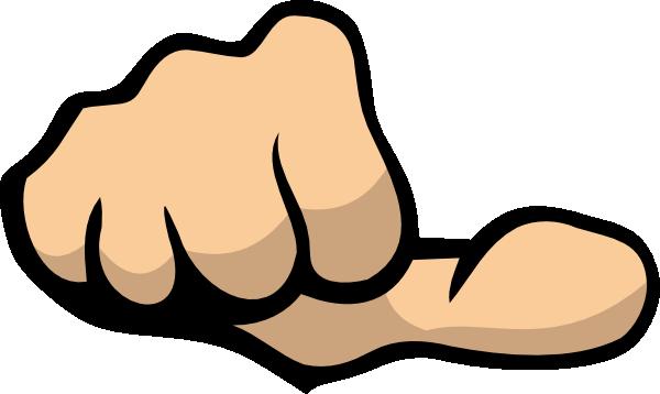 Thumb Clip Art at Clker.com.