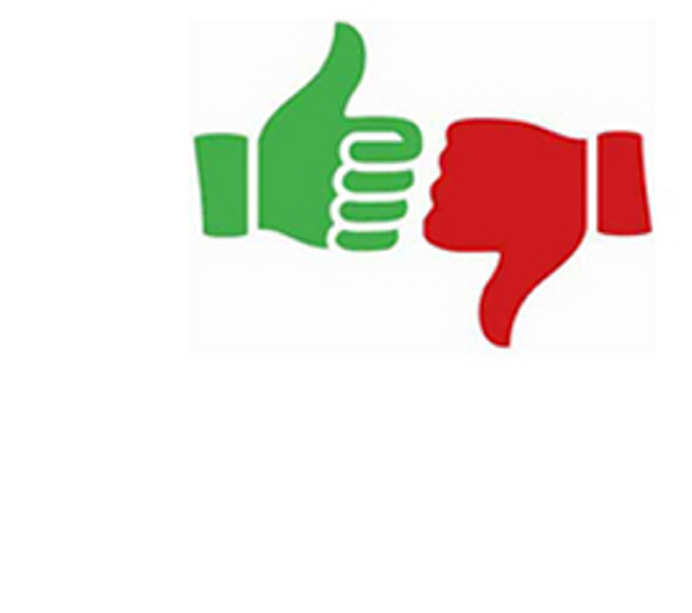 Thumbs Up Down Png (+).