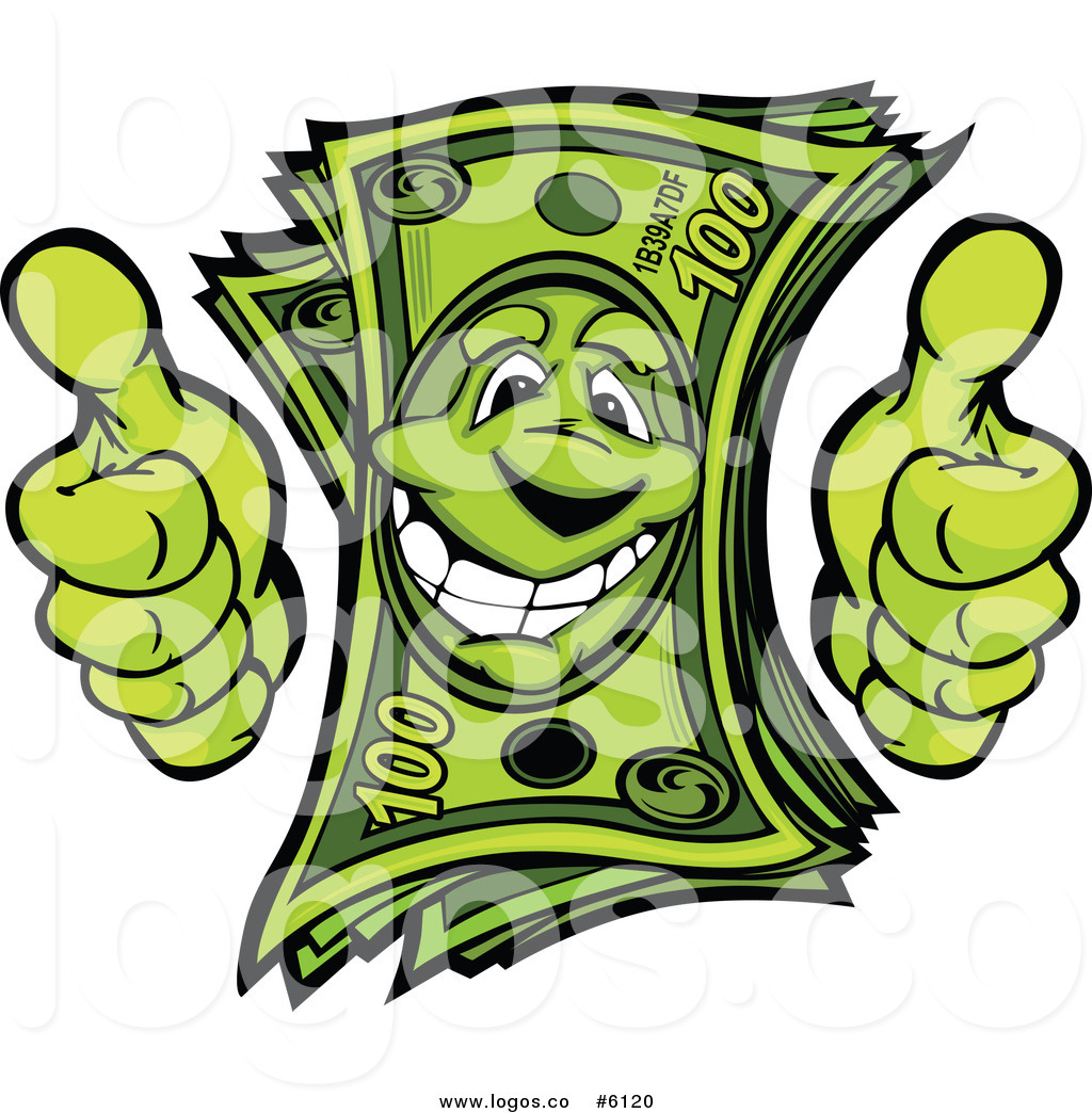 Cash Money Clipart.