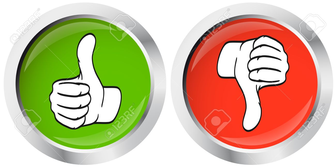 310 Thumbs Down free clipart.