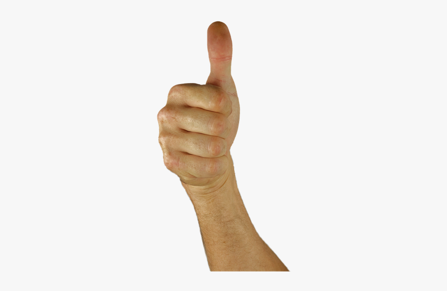 Thumbs Up, Thumb, Hand, Positive.