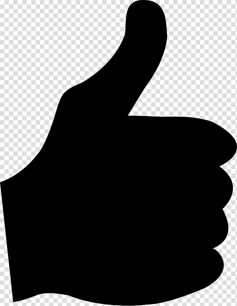 Thumb signal , thumb up transparent background PNG clipart.
