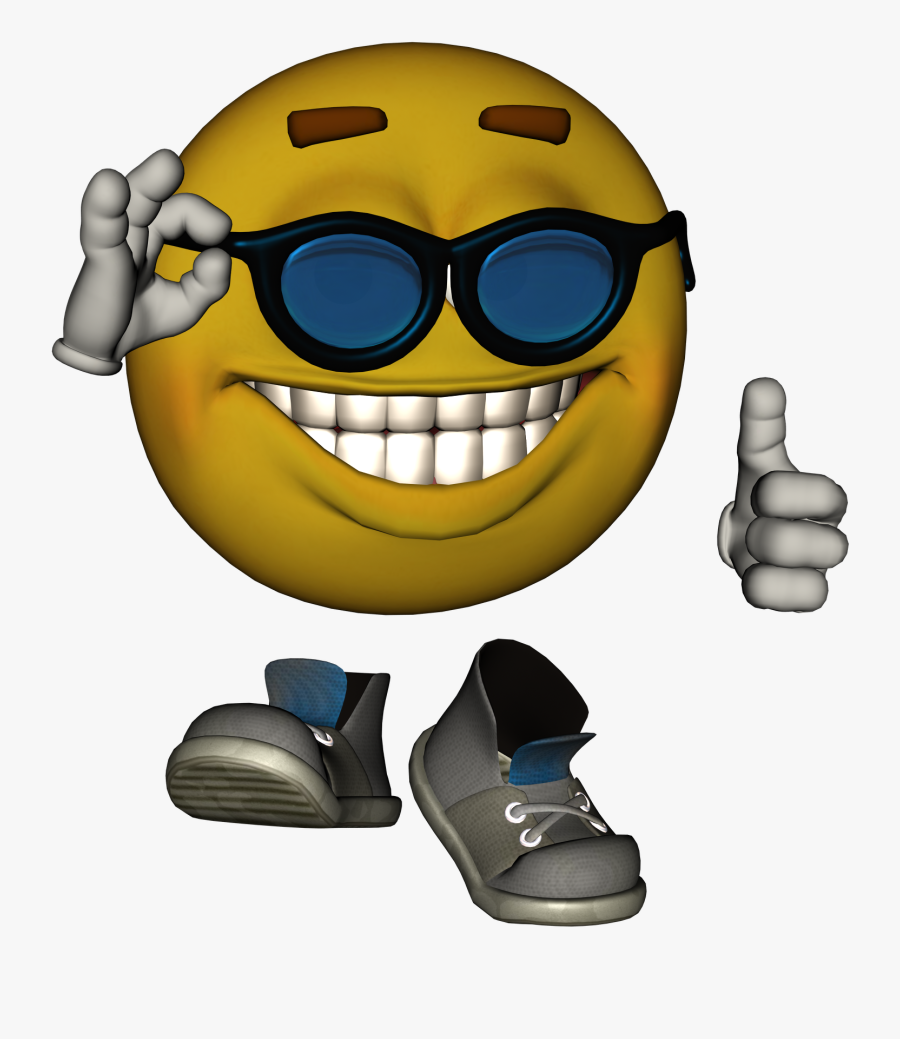 Clip Art Guy With Thumbs Up.