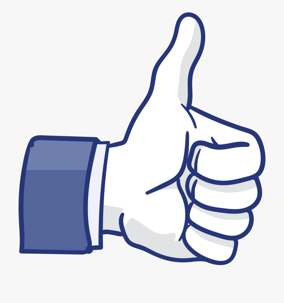 Facebook Thumbs Down Png.