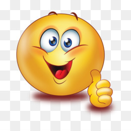 Thumbs Up Emoji PNG.