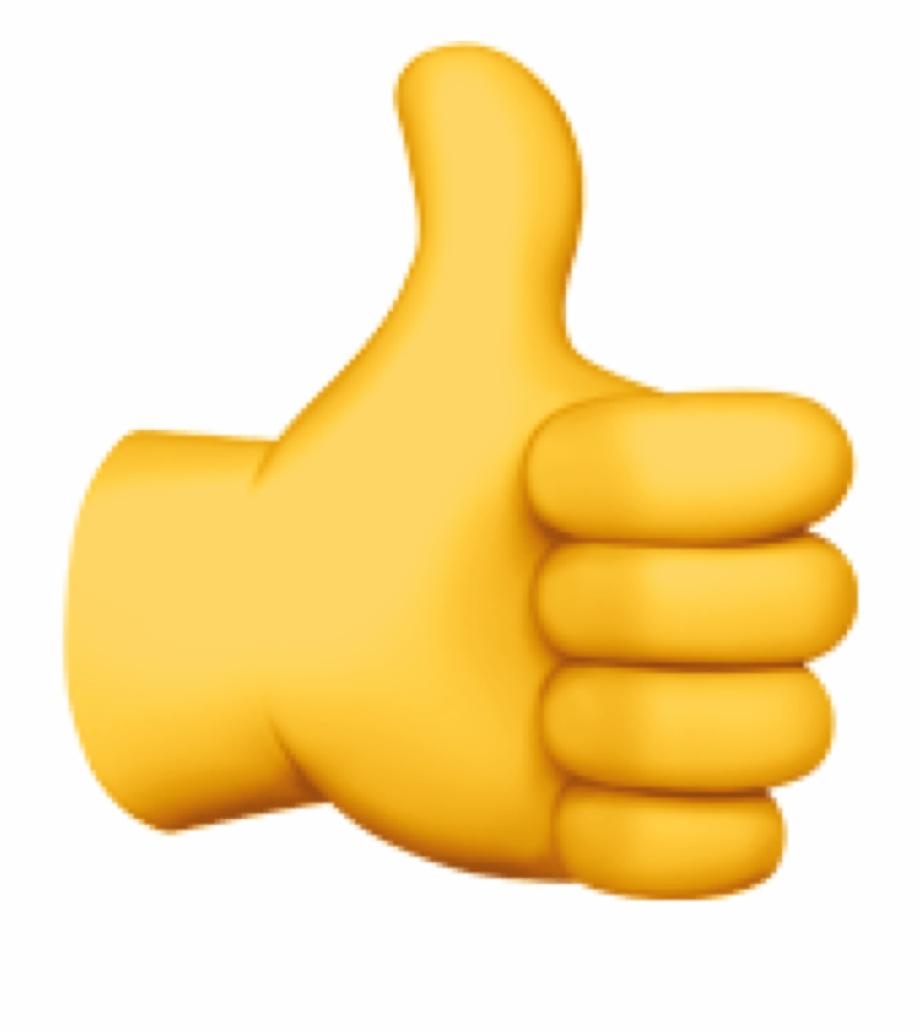 Thumb Emoji Png.
