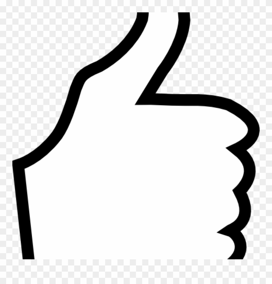 Thumbs Up Clipart White Thumbs Up Clip Art At Clker.
