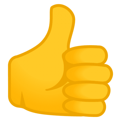 Download Free png thumbs up emoji android 8 oreo png Free.