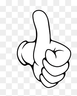 Thumbs Up PNG Images.