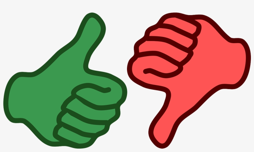 Red Thumbs Down Png.