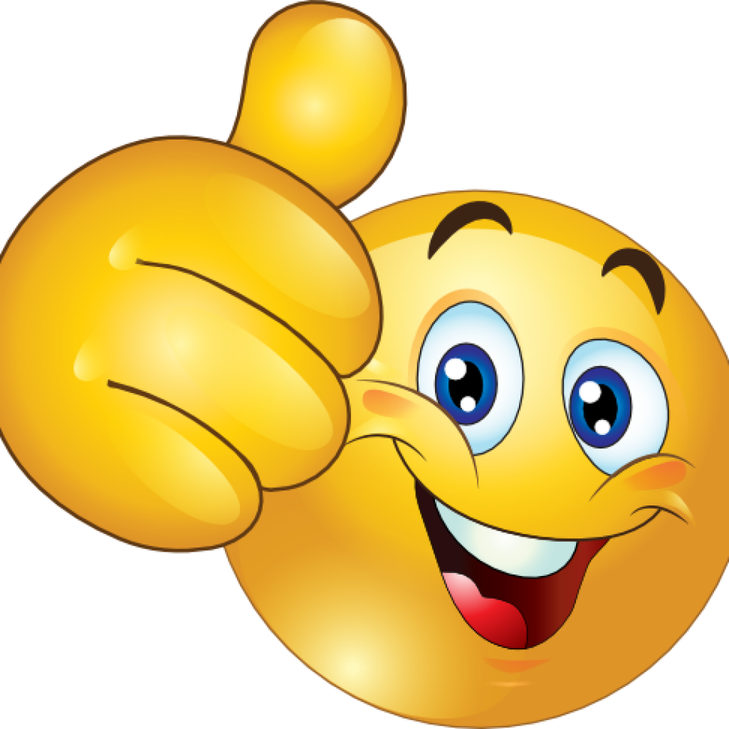 Smiley clipart thumbs up, Smiley thumbs up Transparent FREE.