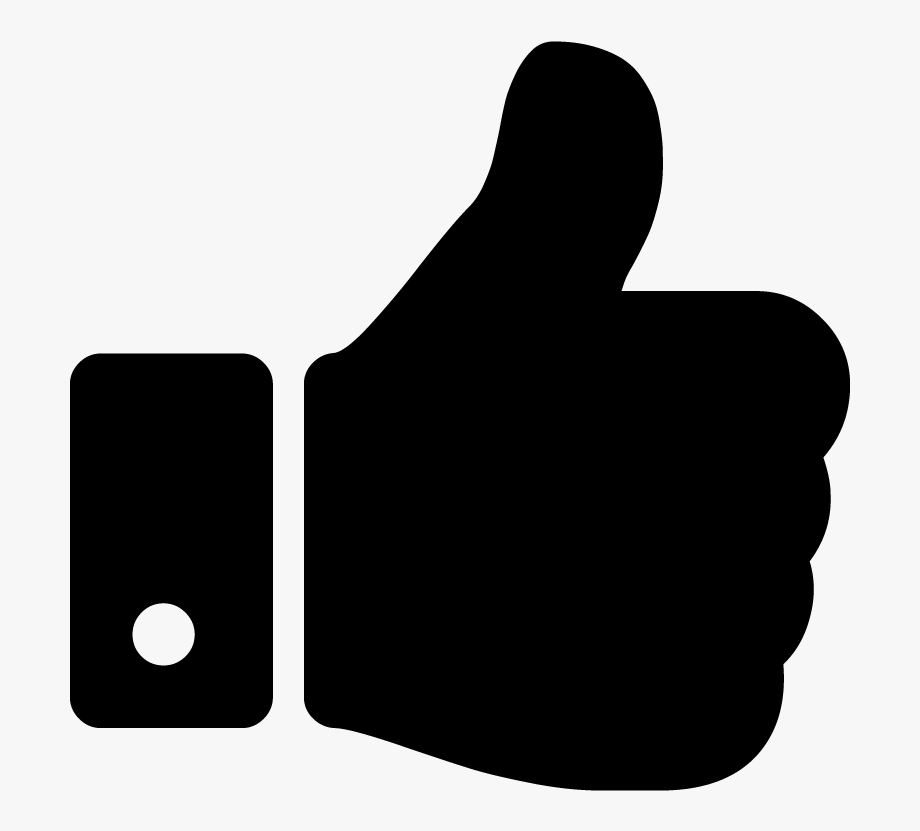 Thumbs Up Vector Png.