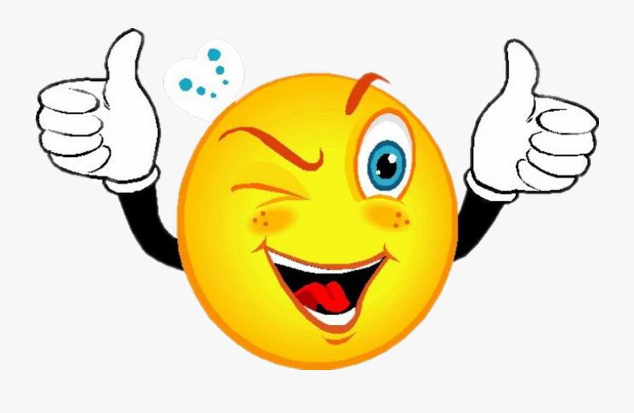 Thumbs Up Emoji Transparent Background.