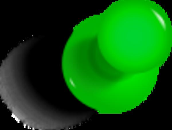 Thumbtack clipart transparent background.