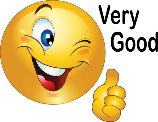 Clip Art Lady Thumbs Up Smiley Clipart.