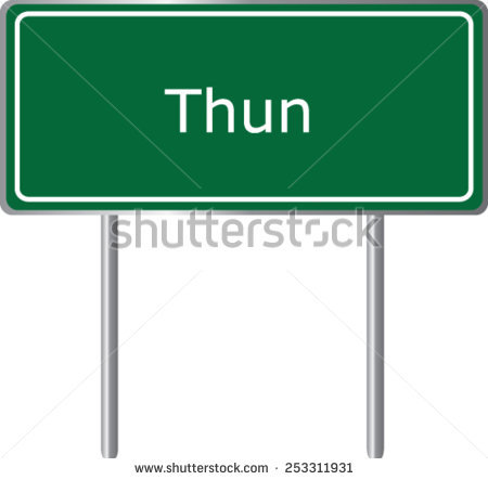 Thun Stock Vectors & Vector Clip Art.