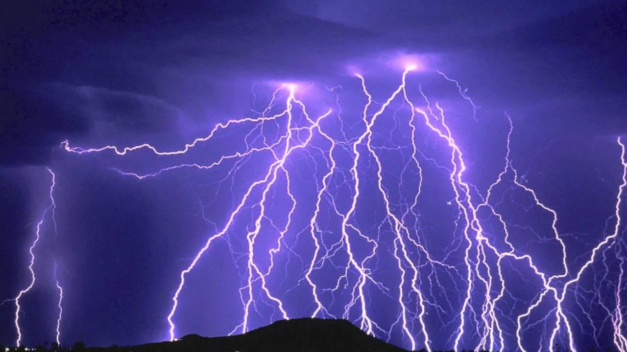 The Thunder Rolls.