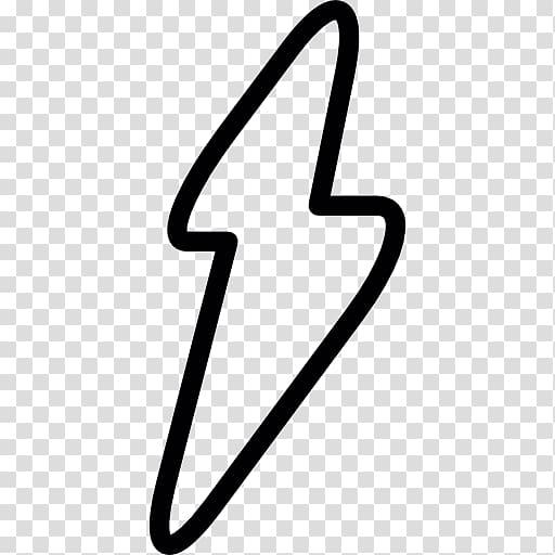 Lightning Thunderbolt Electricity, thunderbolt transparent.