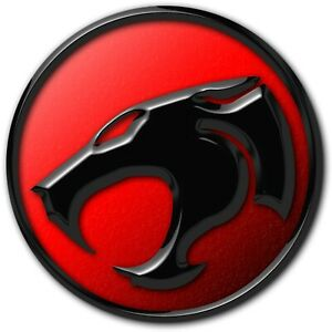 Details about Thundercats Logo Iron On Transfer For T.