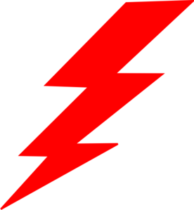 Thunder clipart.
