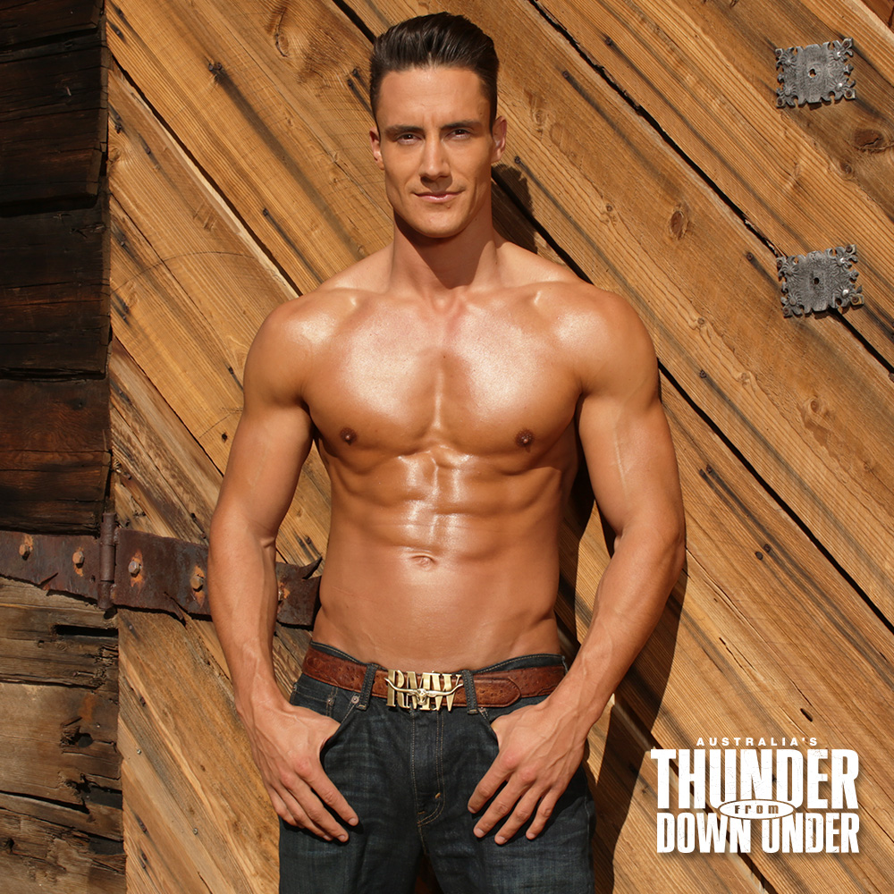 Thunder From Down Under.