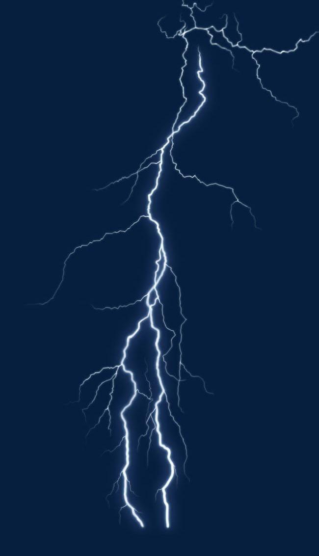 Vivid Lightning Thunder PNG, Clipart, Lightning, Lightning.